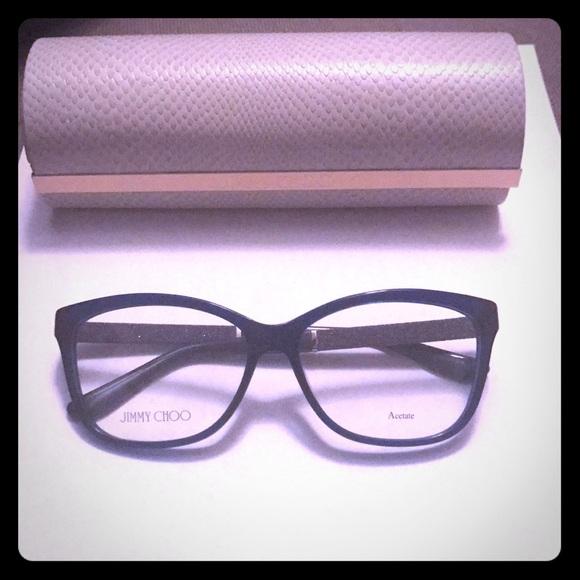 2eaddefda5e Jimmy Choo glasses never worn !